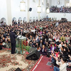 LA 새생명비전교회