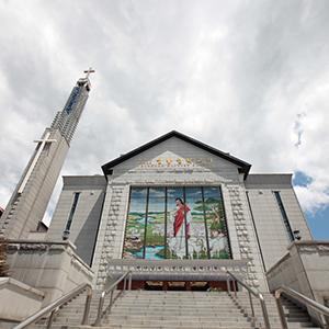 영통영락교회