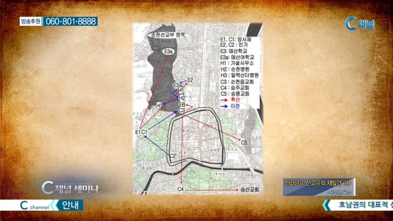 C채널 세미나 143회 - 전라남도 선교유적 재발견 3부 :: 김지민 교수