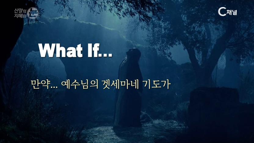 [신앙의눈 지혜의눈] 3. What If...
